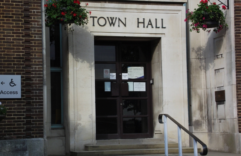 Town Hall triumphs in bid for funds